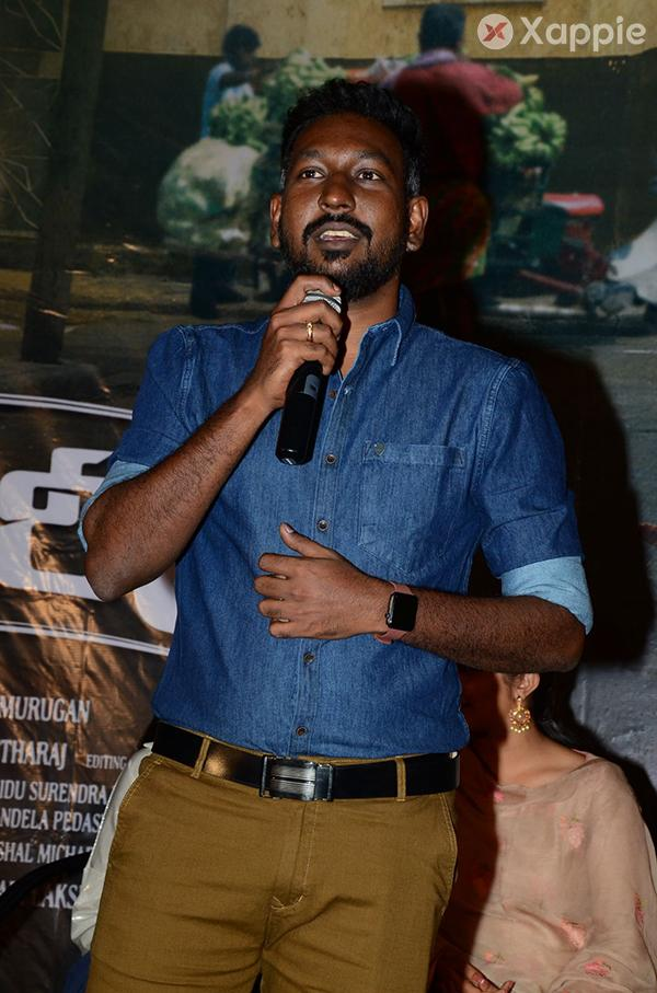 Edhureetha Movie Teaser Launch Photos