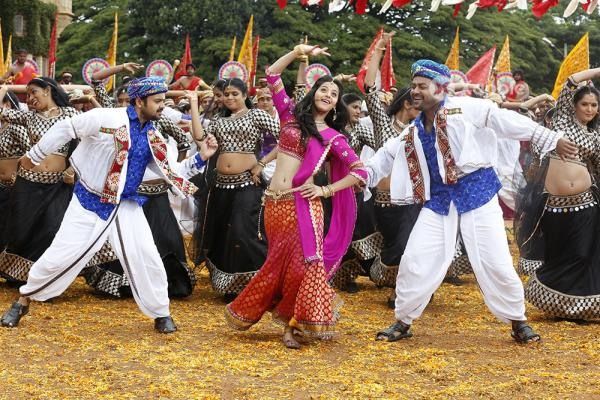 Cousins Movie Song Stills