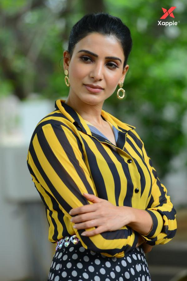 Samantha Akkineni Interview for Oh Baby - Photos