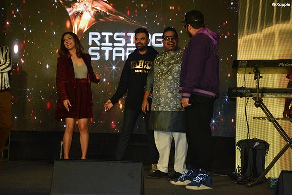 Launch of third season of Color's Rising Star at Carter Road Bandra - Photos