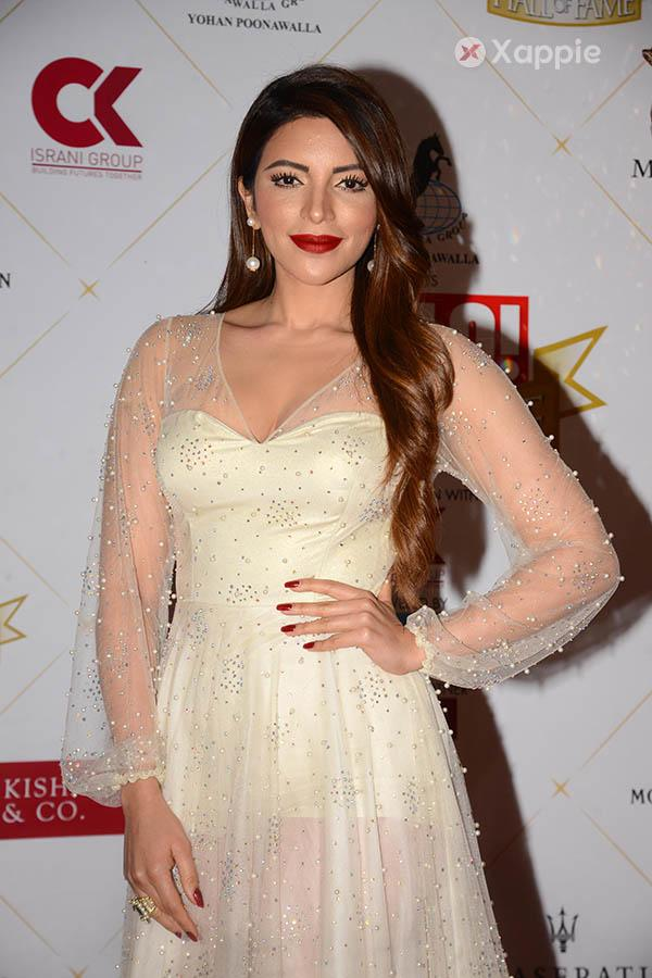 Bollywood Celebs at Hello Hall of Fame Awards at St Regis Hotel