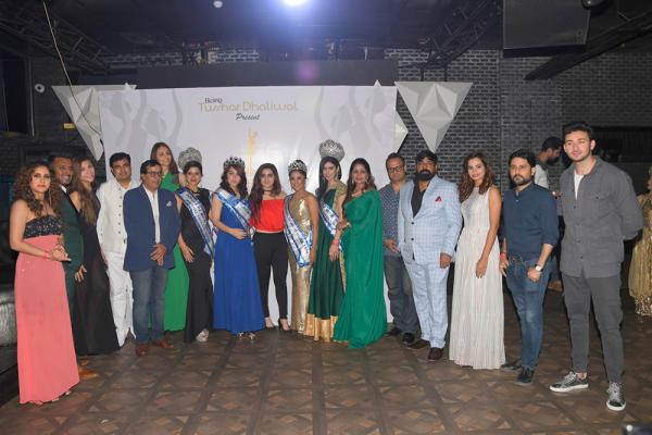 Curtain Raiser OF Archers MRS INDIA 2018 Presented by Being Tusshar Dhaliwal & Archana Tomer