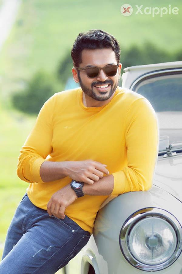 Karthi Dev Movie photos