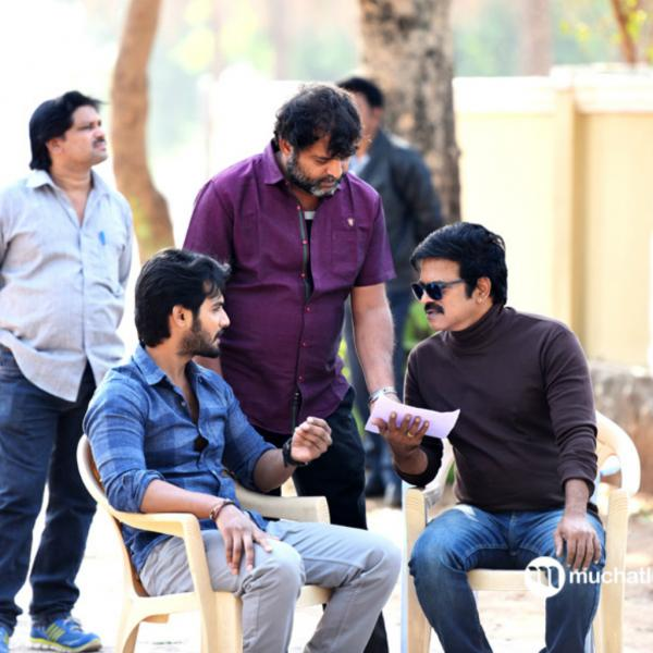 Next Nuvve Movie Working Stills