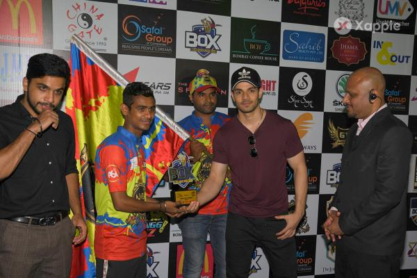 Sooraj Pancholi Gautam Gulati Come To Cheer And Inspire The Participants Of Bowl Out Xeries