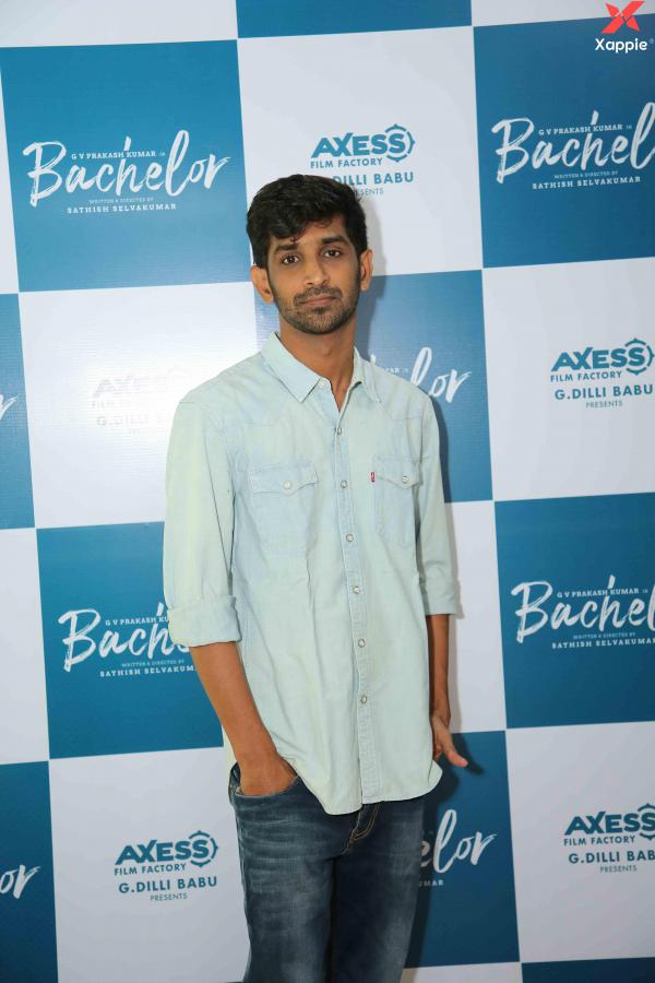 GV Prakash's Bachelor Movie Launch Photos