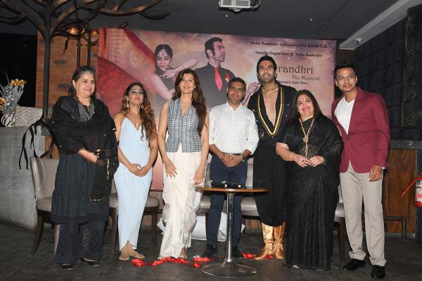 Sairandhri The Musical Mahabharata's Epic Story launch