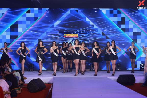 Ms.Tanya Sinha from Jharkhand Crowned Manappuram Miss Queen Of India 2019
