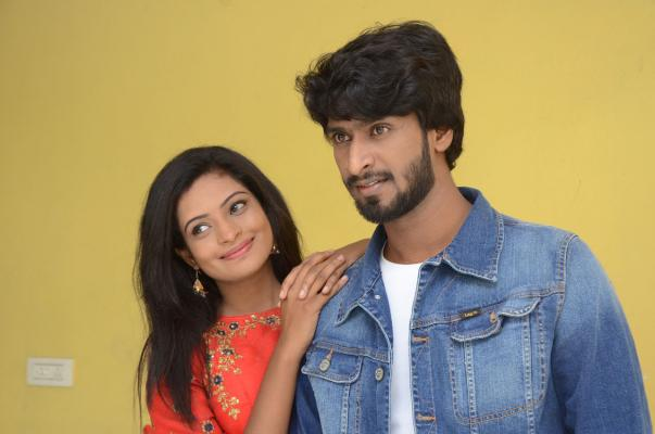 Aakali Poratam Movie Press Meet