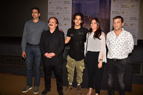 Beyond Movie The Clouds Trailer Launch Stills