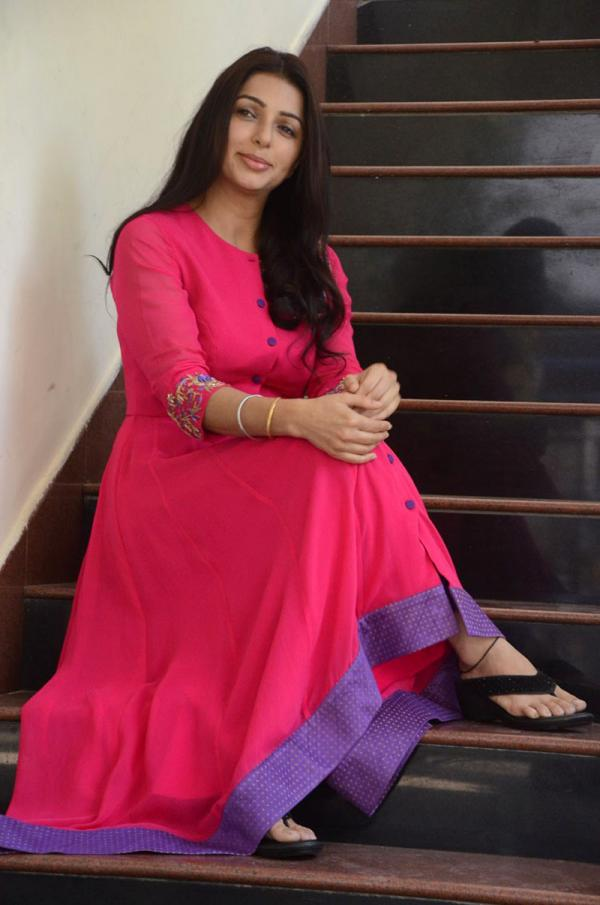 Bhumika Chawla MCA Movie Interview Stills