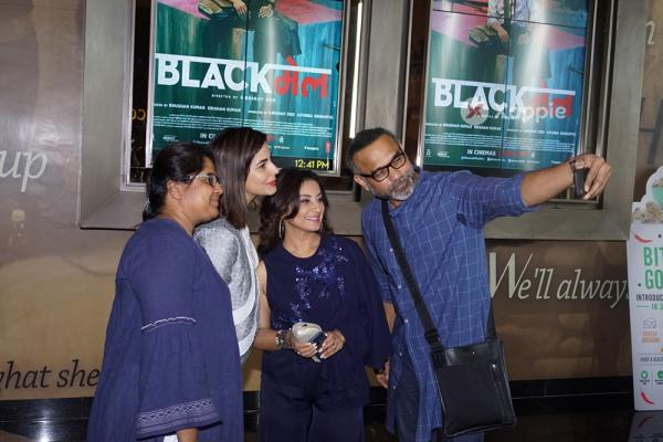 Blackmail Movie Song Launch Stills