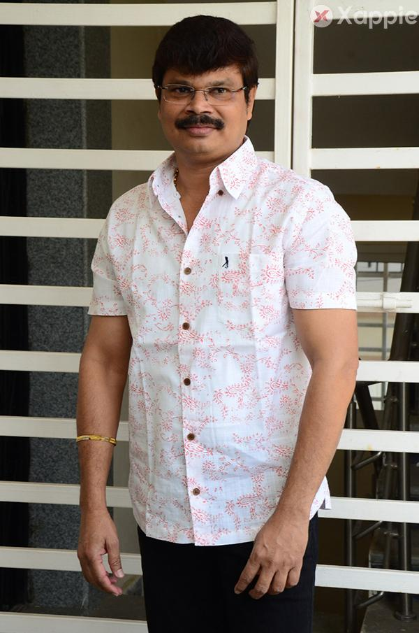 Boyapati Srinu Interview Stills