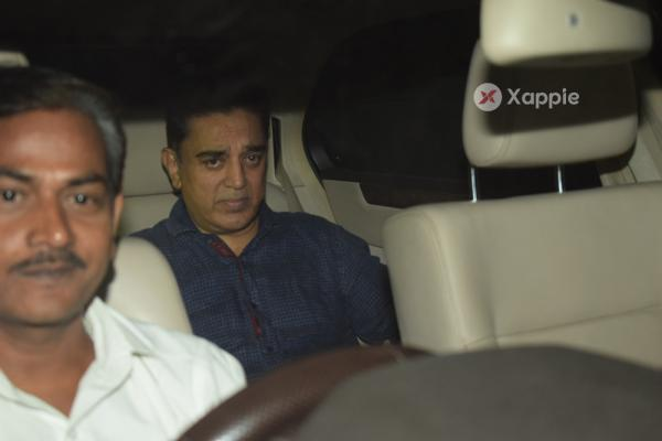 Celebrities Visits Anil Kapoor's House to Pay Condolence to Sri Devi