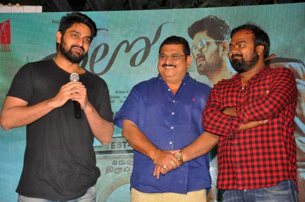 Chalo Movie 1st Single Release Pressmeet