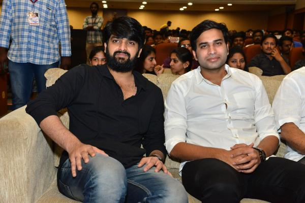 Chalo Movie Chal Godava song launch Stills