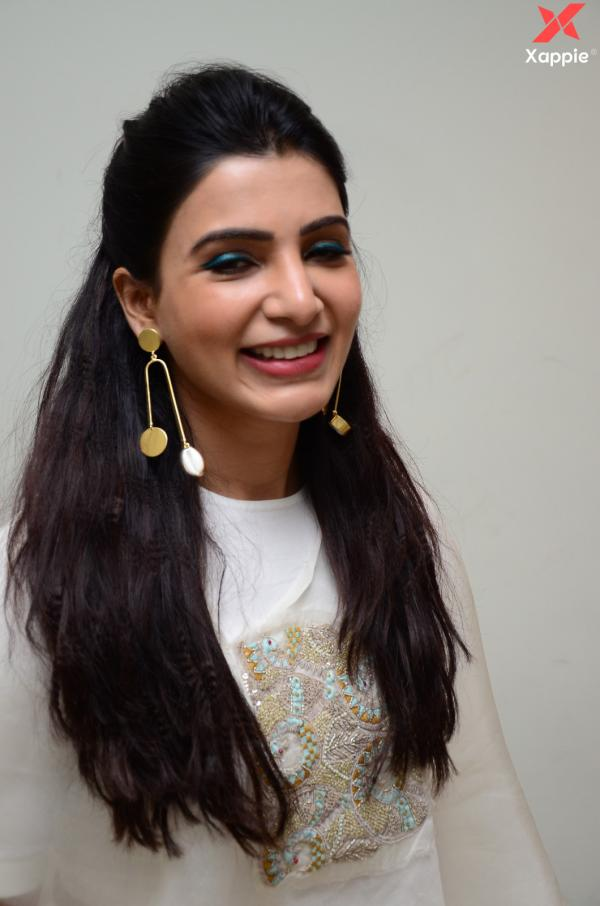 Samantha Akkineni latest Photos at Oh Baby Movie Success Meet