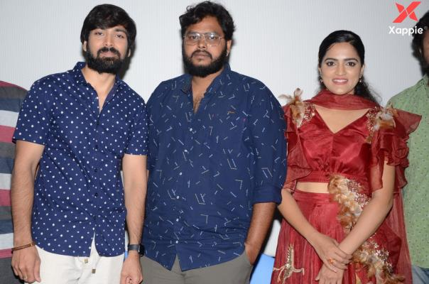 Rama Chakkani Seetha Movie Press meet - Photos