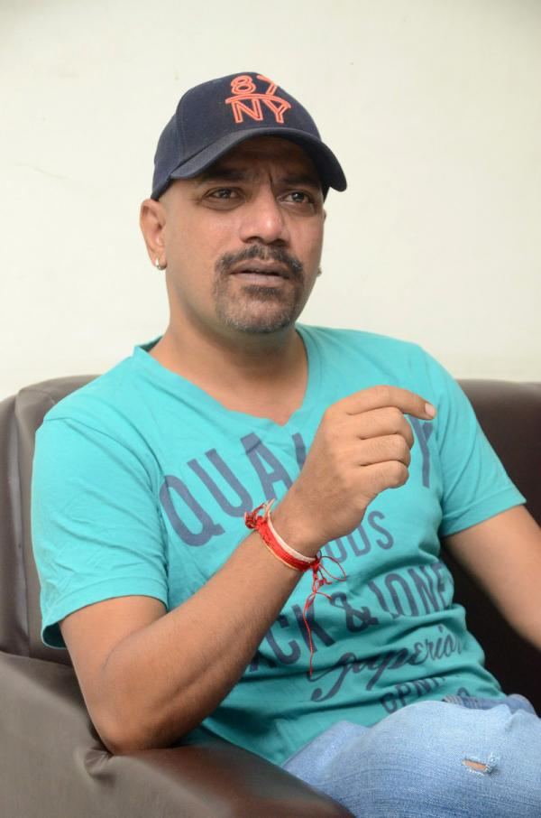 Lovers Club Movie Director Dhruv Sekhar Interview Stills