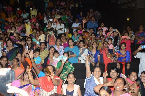 Bhagamtie Movie Success Tour in Elure