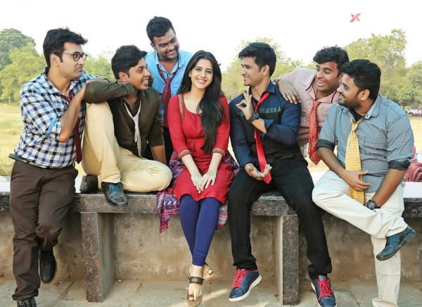 Kirrak Party Movie Stills