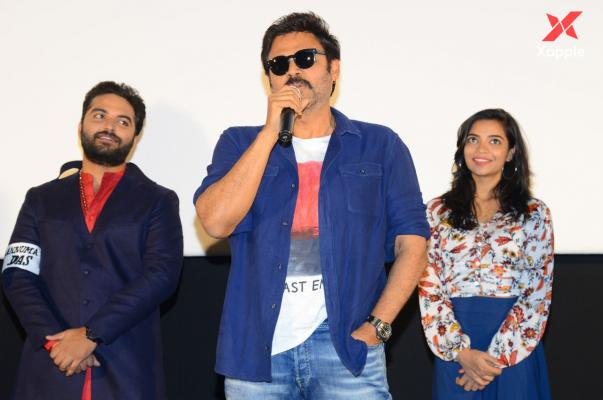 FalaknumaDas Movie Press Meet Stills