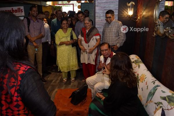 Farah Khan At inaugurating Marshalls 15th Showroom