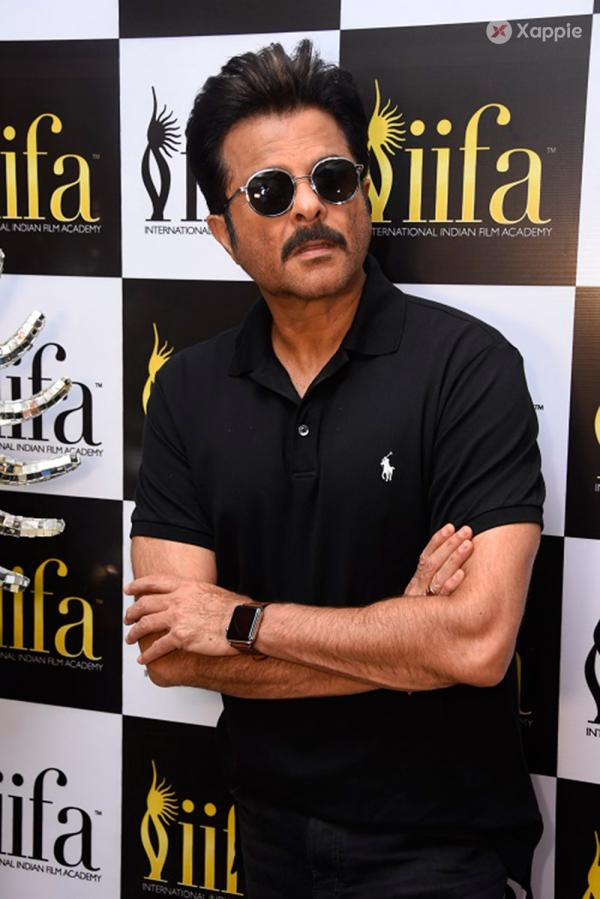 Anil Kapoor, Shahid, Arjun, Kartik Aaryan at IIFA Voting Weekend 2018