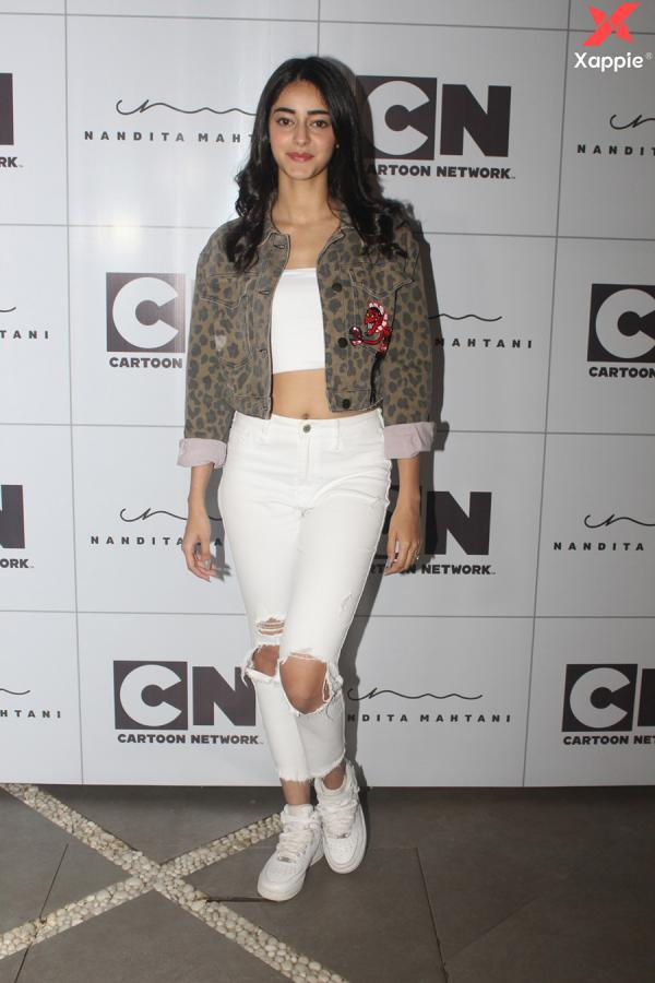 Nandita Mahtani launch her capsule collection in collaboration with Cartoon Network Photos