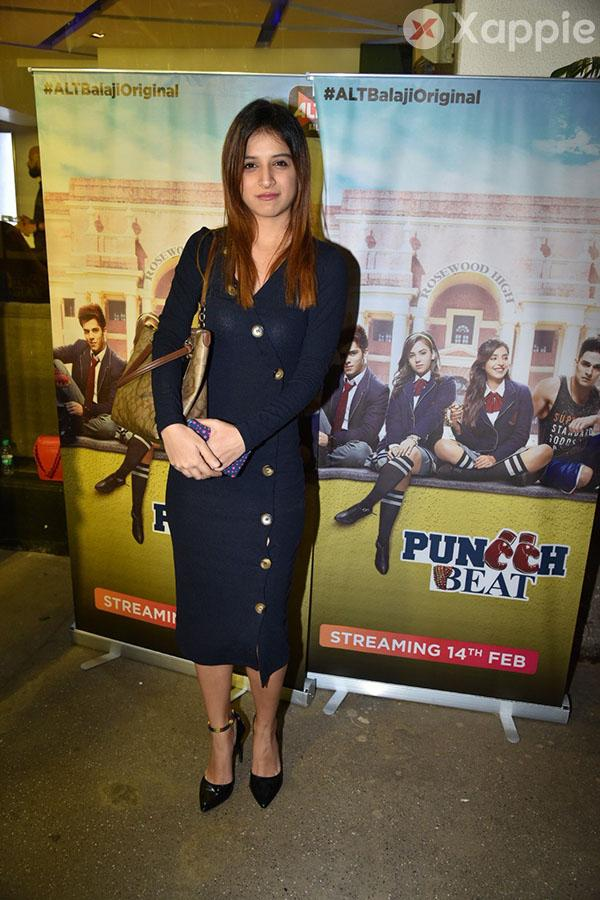 Screening of Web Series PUNCH BEAT