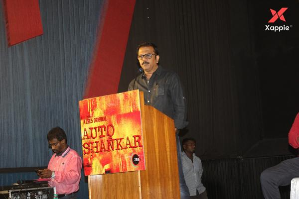 Auto Shankar Press Meet photos