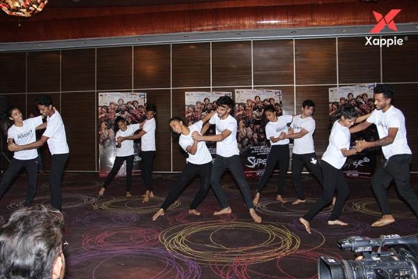 Hrithik Roshan fulfills the wish of a bunch of Dance out of poverty kids to dance with him