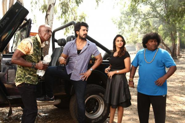 Jaga Jaala Killaaddi Movie Stills