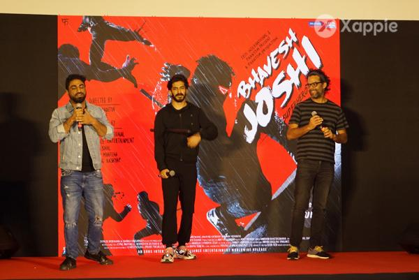 Harshvaardhan Kapoor Promoting His Movie Bhavesh Joshi At Infinity Mall