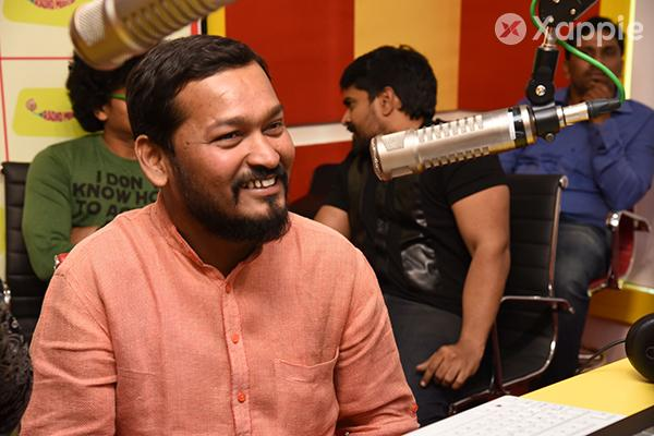 Pranavam Movie Song Launch Photos at Radio Mirchi