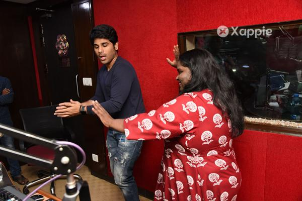ABCD Movie Song Launch At RED FM 93.5 FM Photos
