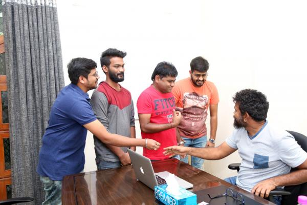 Director Sukumar Launched Kannullo Nee Roopame trailer