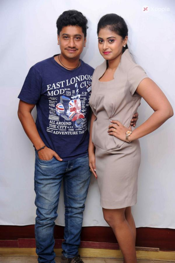 Krishna Tulasi Movie Pressmeet Stills