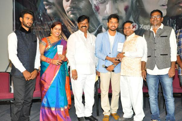 M6 movie Audio Launch Stills