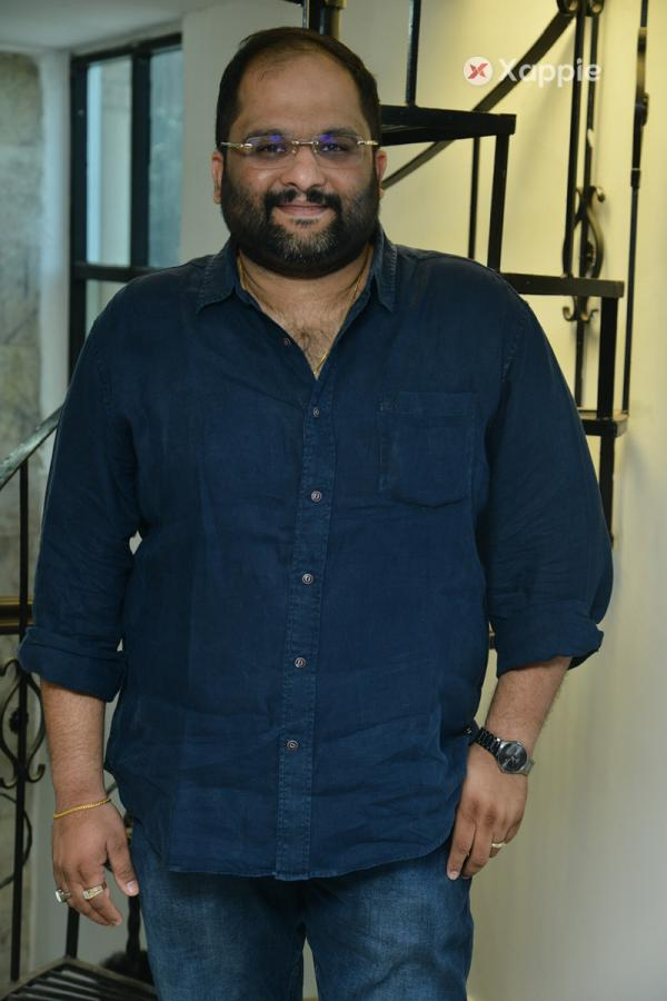 Mahesh Koneru Pictures at an Interview