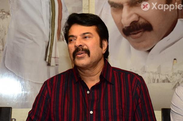 Mammootty stills from Yatra Movie Press Meet - Photos
