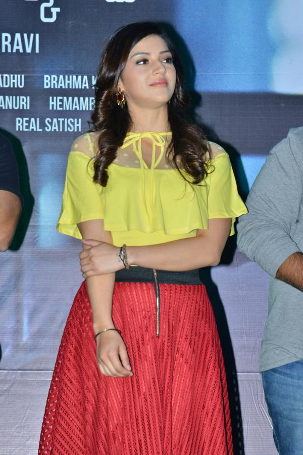 Mehreen Kaur at Jawaan Movie Promotions