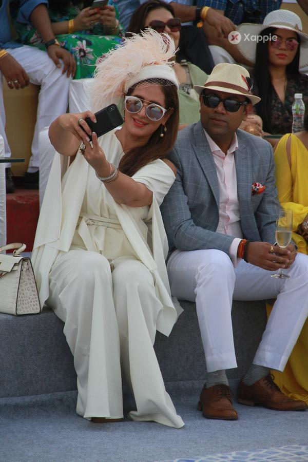 Celebrities attended Millionaire Asia Polo Cup at Racecourse Mahalaxmi