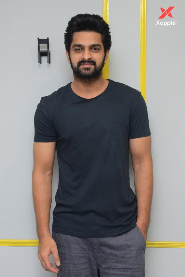Naga Shaurya photos from Oh Baby Interview