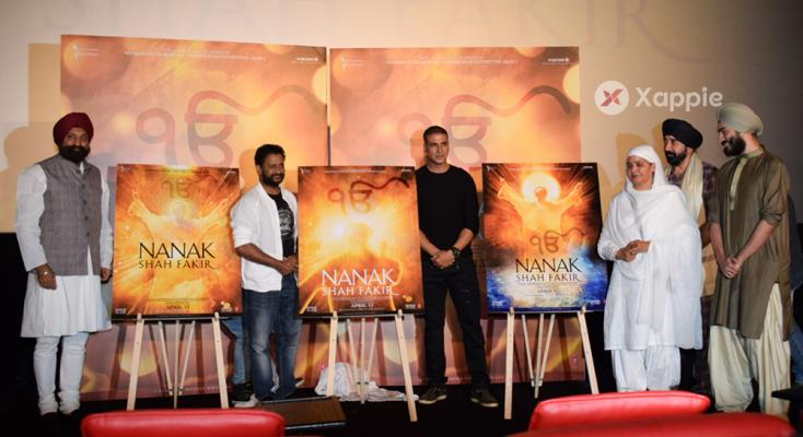 Nanak Shah Fakir Movie Trailer launched By Akshay Kumar