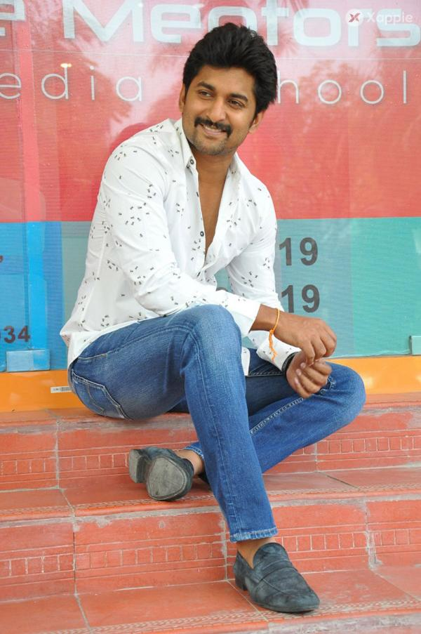 Nani interview Stills