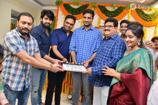 Narthanasala Movie Opening Stills