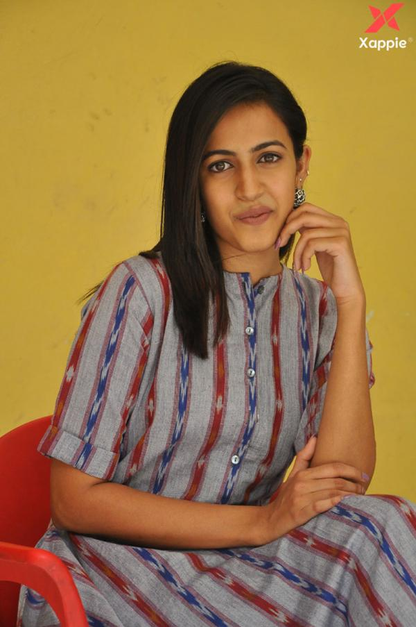 Niharika Konidela Interview about Suryakantham Photos