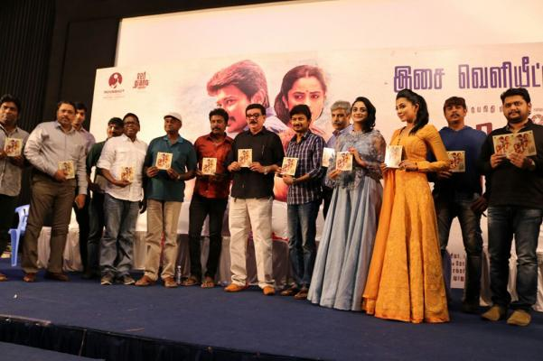 Nimir Movie Audio Release Stills