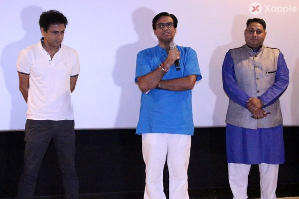 Adhure Pure Se Hum Movie Special Screening Photos
